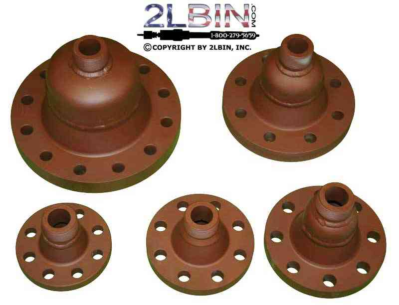 Class 300 Flanged Tapping Adapters