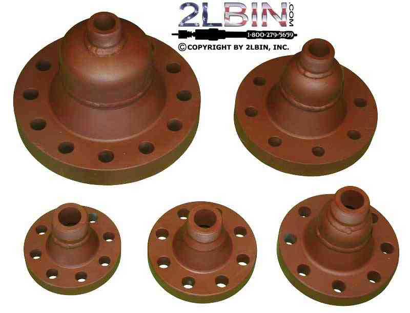 Class 600 Flanged Tapping Adapters