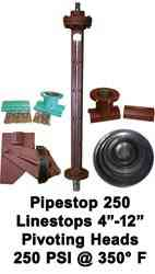 Pipestop Line Stopping 4-12inch Machines