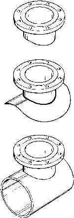 Pipe Welded Fitting Tapping Outlets