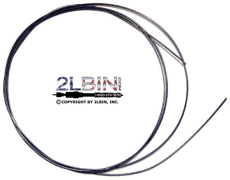 3-feet of spring wire diameter .039 = .991 mm