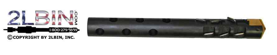 Pilot Drill Shafts with Retainer Wire