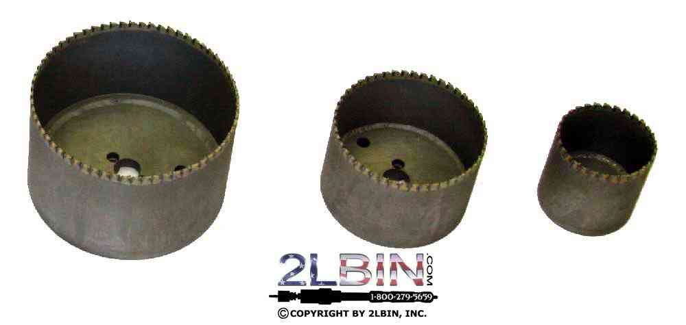 Carbide Tipped Holesaw Cutters