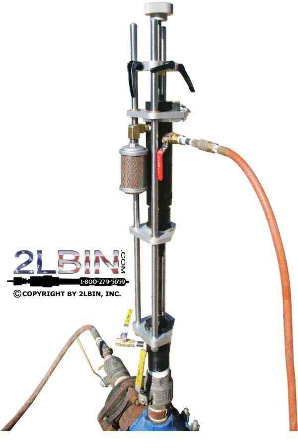 T1-A Air Drive Hot Tapping Machine