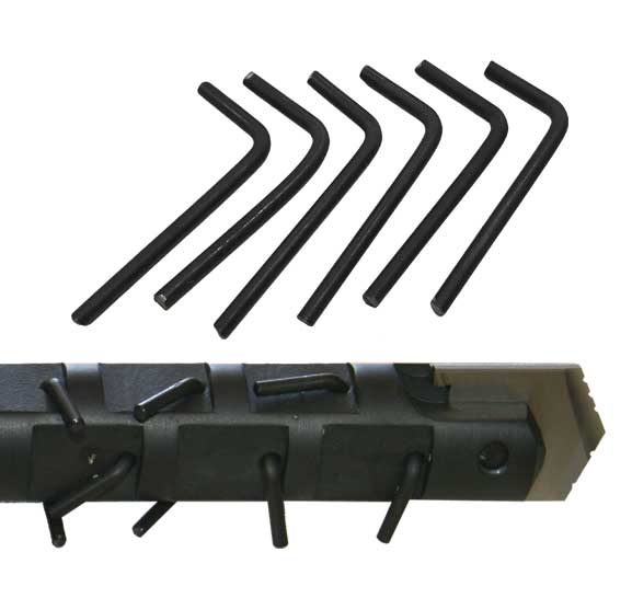 T2 Retention Wire Replacement 6 Pack