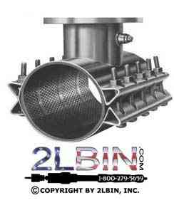 432 All Stainless Steel Sleeve
