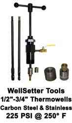 Wellsetter 150 Thermowell Inserting Tools